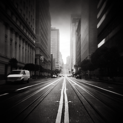 California Street by DenisOlivier