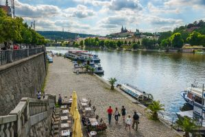 Czech paradise - view from the bridge by Rikitza
