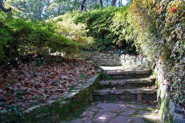 Garden Path_Autumn 2 - Stock by Inadesign-Stock