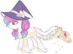 -CLOSED- MLP AUCTION| Northern Lights Tailmouth by memebIossom