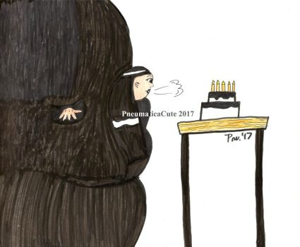 Blowing Out Your Candles by PneumaticaCutie