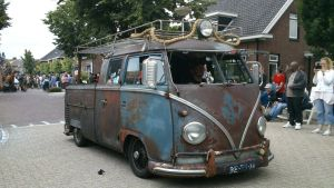 Wicked VW T1 Pick Up by remmy77