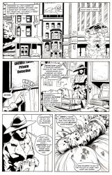 Sherbet: Finger Page One by Hadroncolliderscope