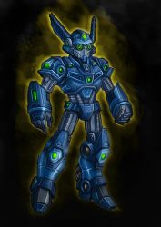 Robot Dude by CaseyD2K