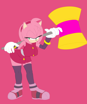 Hourglass Amy Boom by bestthe