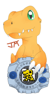 Digimon 20th by KnightinSweatpants