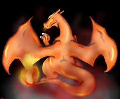 Charizard by WorryBot