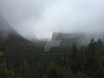 The powerful  and mysterious Yosemite Valley by Yosemite-Stories