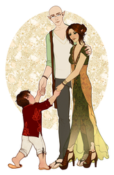 DAI: In another world, vhenan {Solavellan} by LadyTheirin