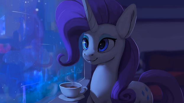 Rarity Night by Rodrigues404