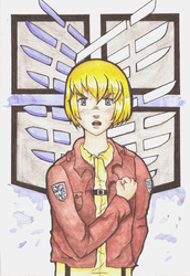 Armin Arlet by Mistery-forever