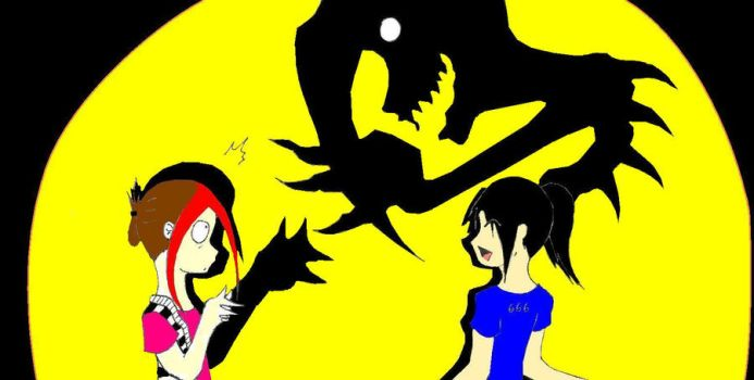 Shadow Puppets by Empty-Brooke