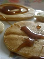 Vegan Pancakes by CrazyPersikGirl
