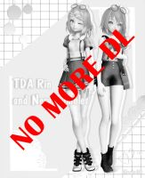 || MMD - TDA Rin and Neru Tumbler ||( NO MORE DL ) by YonakaSB