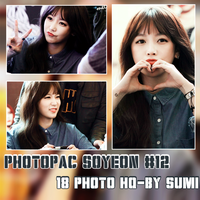 Photopack Soyeon #12 - By Sumi by Nari2k1