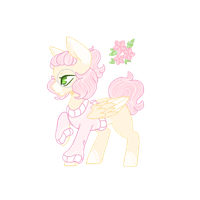 Pastel Pone Auction *CLOSED* by ConspiracyAdopts