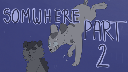 Somewhere_Silverstream and Graystripe MAP Part2 by Jaypants