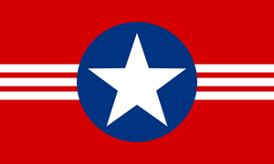 Alternate US Flags: Texas by rubberduck3y6
