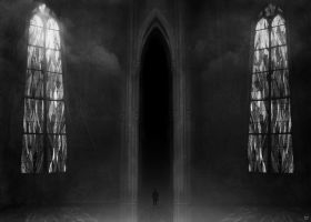 Gate of Nothingness by Pyrogas-Artworks