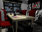 3D Room design one... by stardevampire