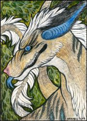 ACEO: February by LadyFromEast