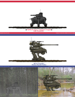 PzkPfw IV Ausf E Teekanne And M4-X2 Pounder by BlastWaves