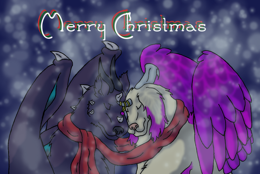 All I Want For Christmas Is You by Shinkoryu14