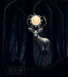 Stag by Astralseed