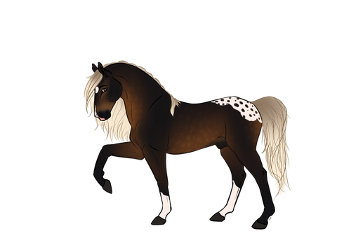 A5508 Divinity's Silas by TheAdoptArtist