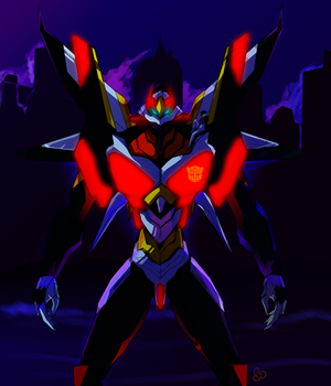TFNGE - Sin from Genesis by plantman-exe