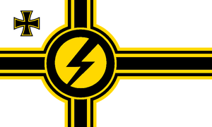 Flag of the Teutonic Empire by PrussianInk