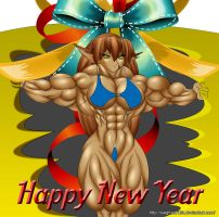 commicion kali69 - happy new year by Siegfried129