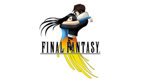 Final Fantasy VIII Remake Logo 2 by VenomDesenhos