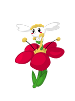 Flabebe By Rayquazaqueen (Digitized)