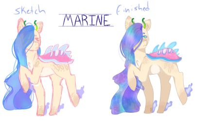 Marine by dotslover145