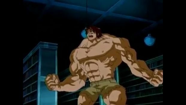 martin mystery muscle growth 10 by Artmaster6778757