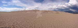 Colorado Sand Dunes by desk12