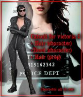 catsuit v3 catwomen daz3d poser pro by jibicoco