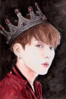 King Jeon Jungkook by for-infinity
