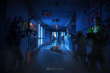 Let the Bodies in the Floor by adrianoampb