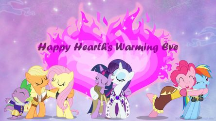Hearth's Warming Eve by CaseyJewels