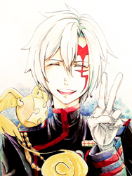 Allen: D. Gray Man by Fareow