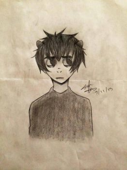 Karkat by iamaproxy