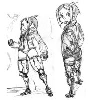 Marin sketches by oh8