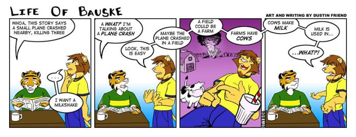 Life of Bauske: Comic 7 by Bauske