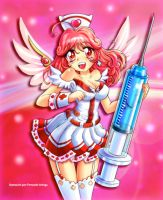 Injection Fairy Lily by Crizthal