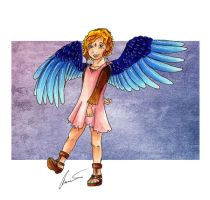 Little Angel by BaGgY666