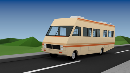 Breaking Bad RV by niC00L