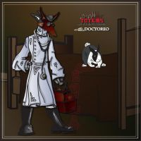 Doctoreo by SmallerTotems