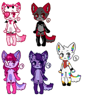 Adopts uwu  (cloSED) by GhostTowne